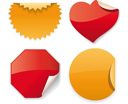 Sticker Günstige Aufkleber Drucken Etiketten Aufkleberdruck